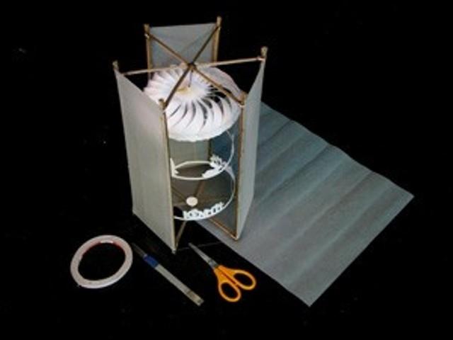 Cách làm đèn kéo quân cho ngày Tết trung thu đơn giản nhất - Ảnh 12