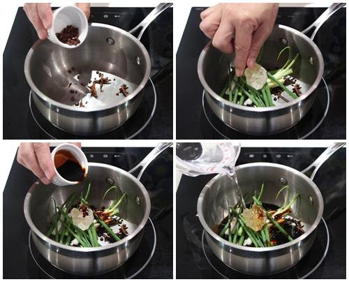 Thịt bò om hoa hồi, canh riêu cá chép hấp dẫn bữa cơm thứ 7 - Ảnh 5