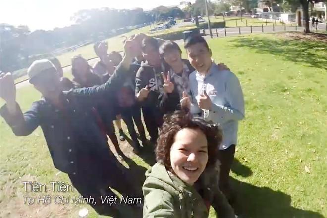 Clip du học sinh Việt khắp 5 châu cùng hát tặng quê nhà - Ảnh 1