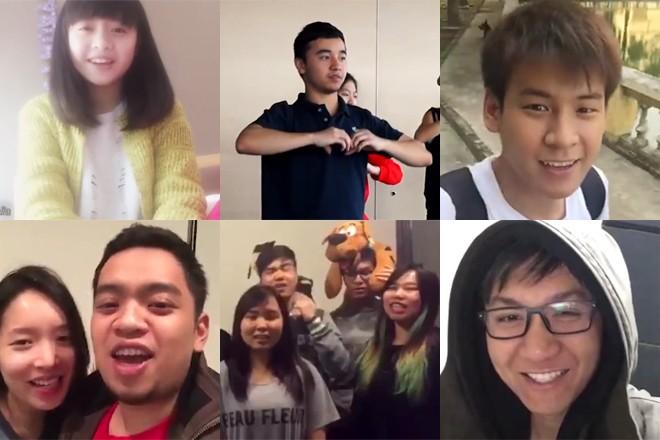 Clip du học sinh Việt khắp 5 châu cùng hát tặng quê nhà - Ảnh 2