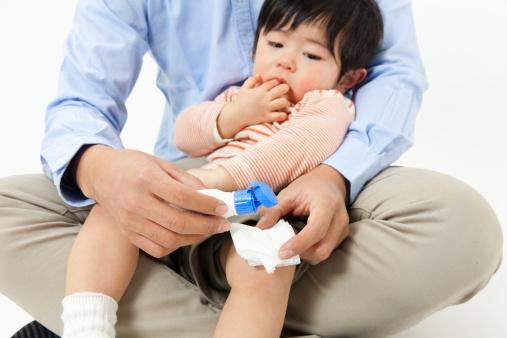 Sơ cứu khi trẻ bị bỏng nước sôi, bỏng lửa đúng cách nhất - Ảnh 3