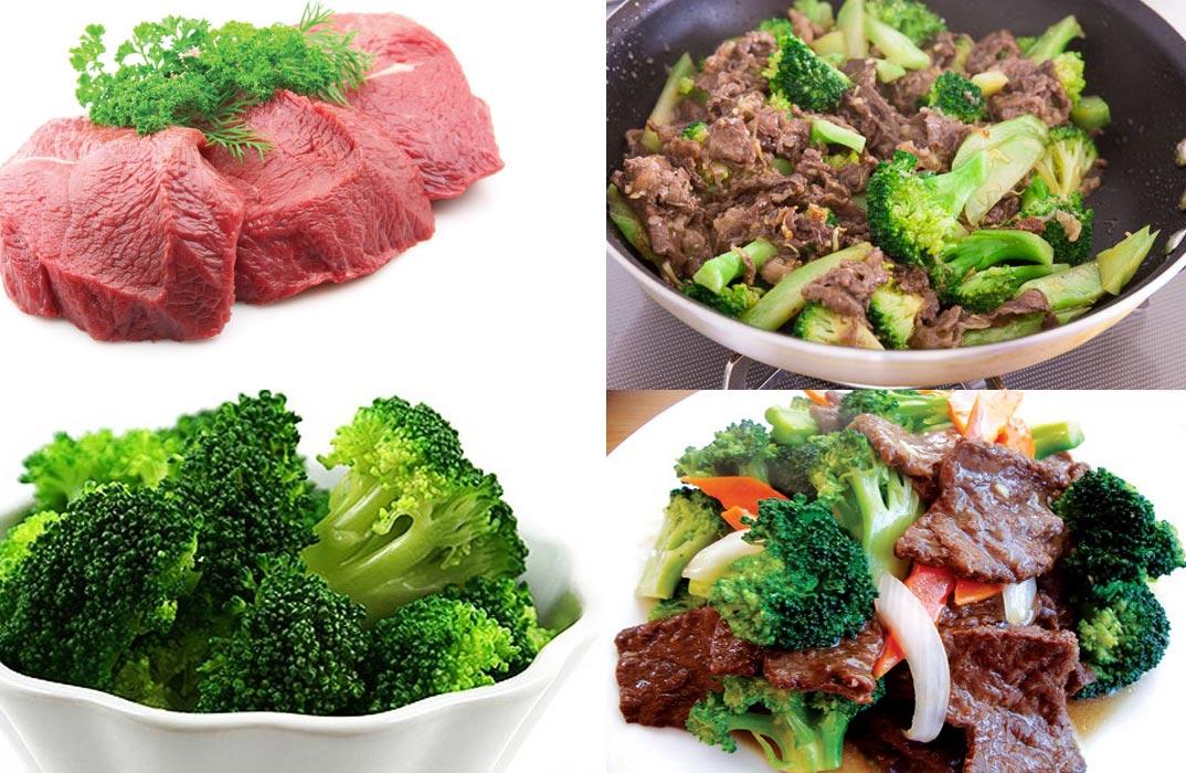 Thịt bò xào súp lơ, hành tây ngon, tiết kiệm ngày cuối tuần - Ảnh 1