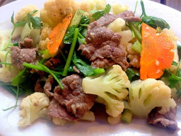 Thịt bò xào súp lơ, hành tây ngon, tiết kiệm ngày cuối tuần - Ảnh 3