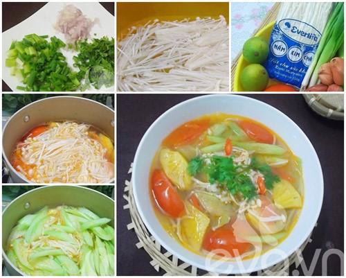3 món đơn giản cho bữa cơm trưa ngày mưa lạnh - Ảnh 3