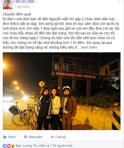 Người đàn ông giúp đỡ 2 cháu gái giữa đường và sự nghi ngờ lòng tốt của dân mạng - Ảnh 2