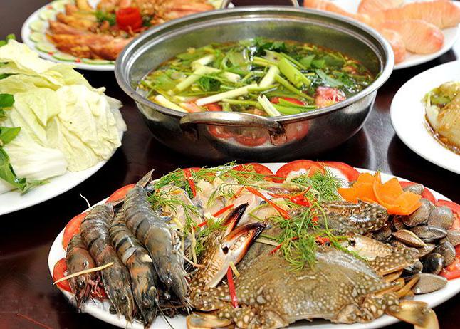 Vào bếp với món lẩu hải sản trong ngày 8/3 - Ảnh 1