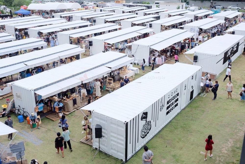 Giới trẻ nóng lòng chờ đợi fashion feast - lễ hội container đầu tiên tại Hà Nội - Ảnh 1