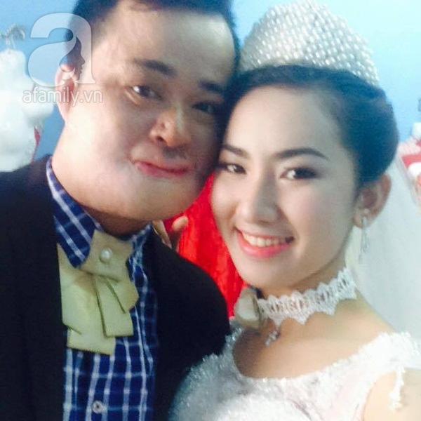 Đám cưới của cô nàng xinh đẹp và chàng trai Hà Tĩnh bỏng 90% cơ thể - Ảnh 4