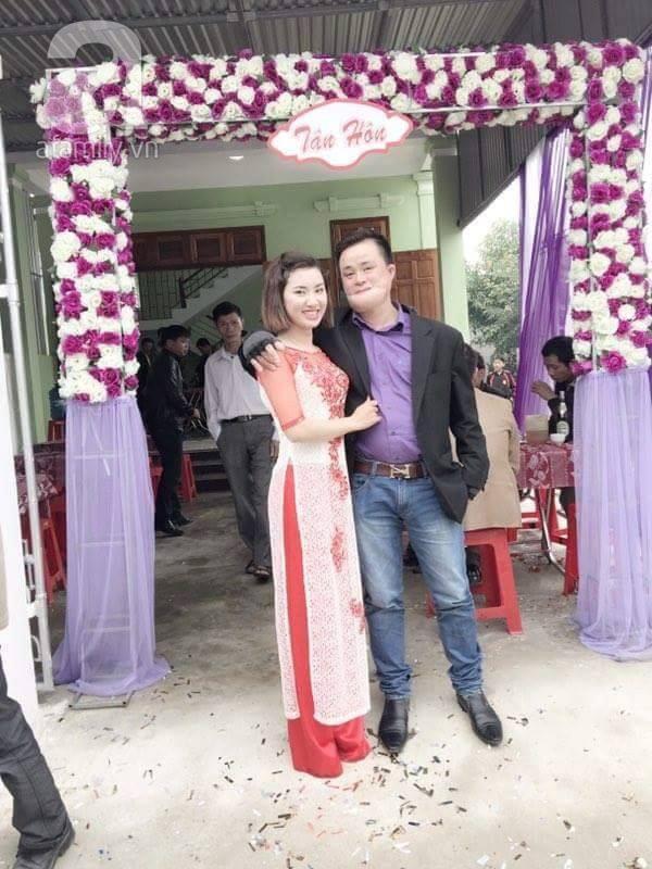 Đám cưới của cô nàng xinh đẹp và chàng trai Hà Tĩnh bỏng 90% cơ thể - Ảnh 1