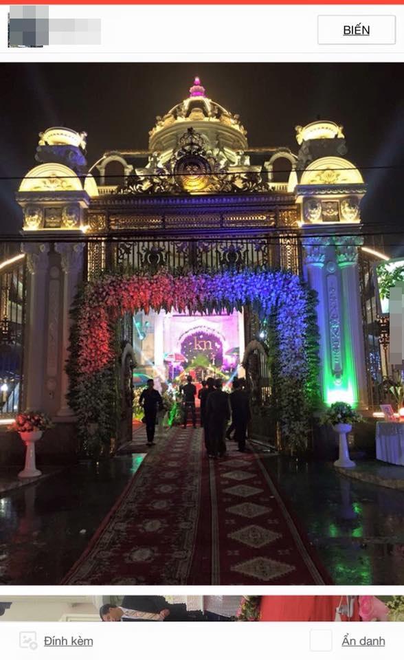 Đám cưới ở Nam Định, cô dâu được mẹ chồng trao vương miện trị giá trăm cây vàng - Ảnh 4