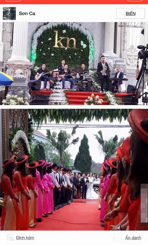 Đám cưới ở Nam Định, cô dâu được mẹ chồng trao vương miện trị giá trăm cây vàng - Ảnh 5