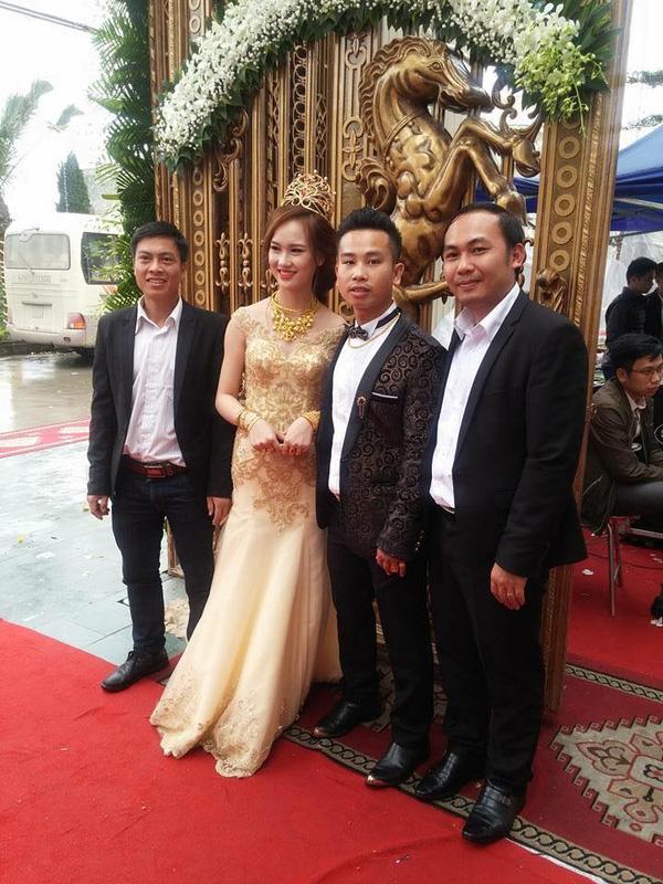 Đám cưới ở Nam Định, cô dâu được mẹ chồng trao vương miện trị giá trăm cây vàng - Ảnh 9