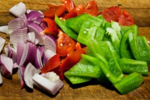 Thay đổi thực đơn với canh cua thiên lý, thịt xào chua ngọt - Ảnh 5