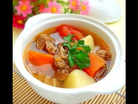 Canh thịt bò nấu rau củ vừa bổ dưỡng vừa thanh mát bữa cơm cuối tuần - Ảnh 4