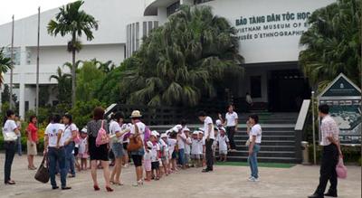 Những địa điểm lý tưởng đưa con đi chơi ngày Quốc tế thiếu nhi 1/6 ở Hà Nội - Ảnh 2