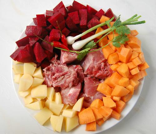 Món ngon bổ dưỡng, thanh mát bữa cơm ngày hè - Ảnh 1