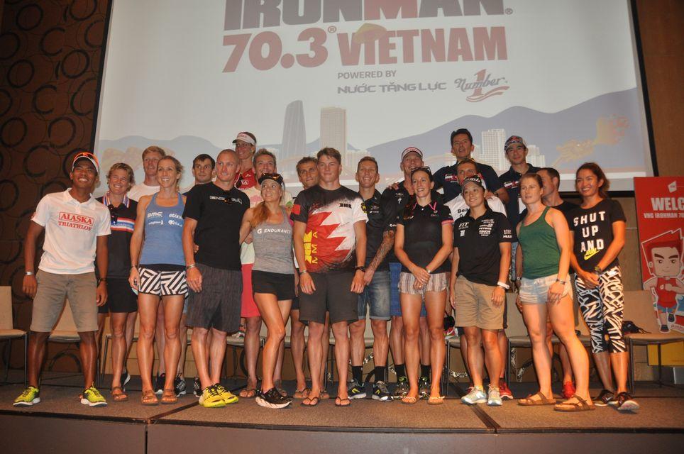 IronMan 2016 trước giờ G: Cả thế giới hướng về Đà Nẵng - Ảnh 1