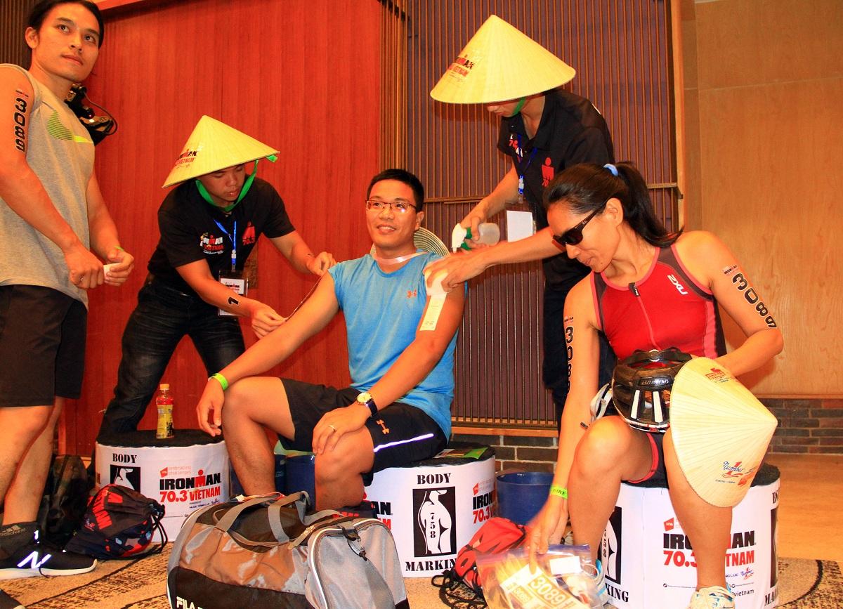 IronMan 2016 trước giờ G: Cả thế giới hướng về Đà Nẵng - Ảnh 2