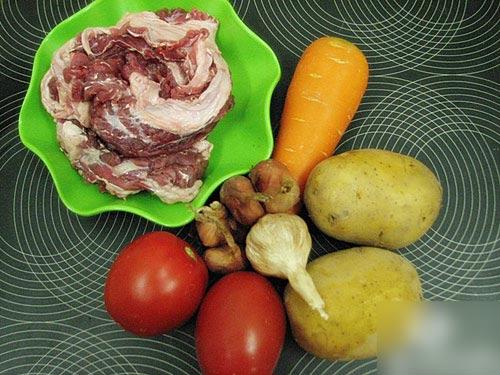 Thịt bò kho ngũ vị hương đậm đà, thơm ngậy - Ảnh 1