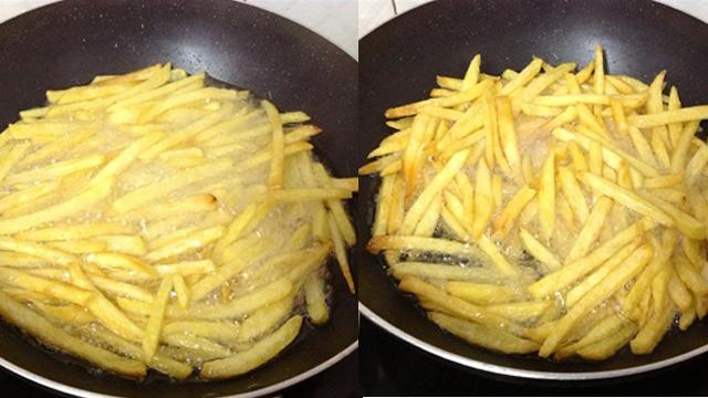 Tự tay chế biến khoai lang, khoai tây lắc phô mai đơn giản tại nhà - Ảnh 5