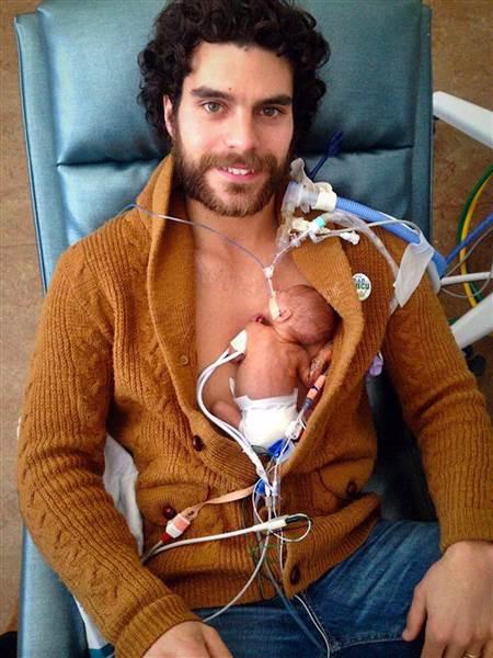 Những em bé sinh non và hành trình sống sót kỳ diệu - Ảnh 1