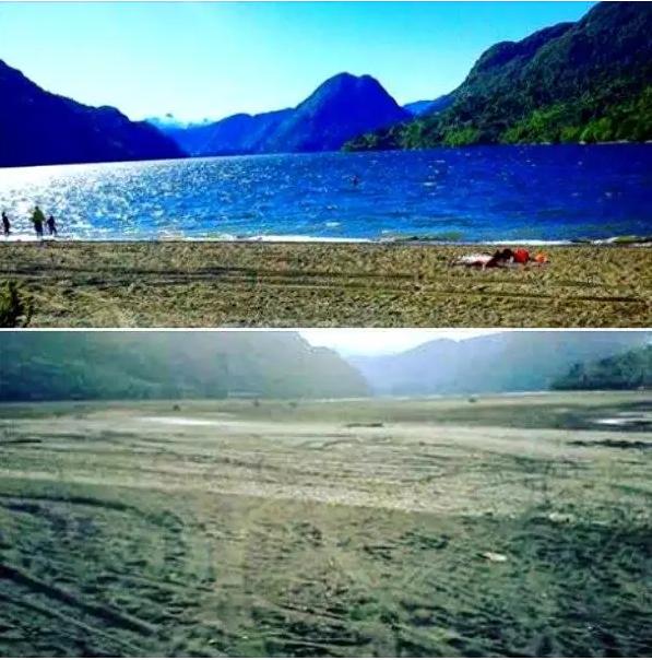 Hồ nước rộng mênh mông bỗng biến mất không để lại dấu vết chỉ sau một đêm - Ảnh 3