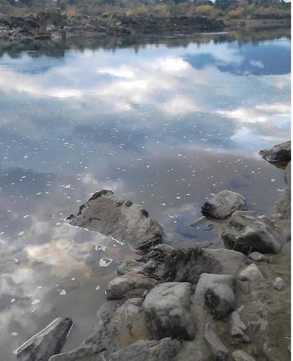 Hồ nước rộng mênh mông bỗng biến mất không để lại dấu vết chỉ sau một đêm - Ảnh 6