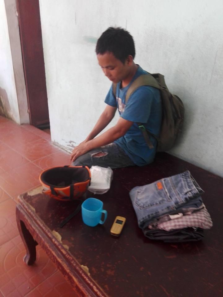 Câu chuyện về cậu bé không tiền, không xin được việc, lang thang đói 'lả người' - Ảnh 3