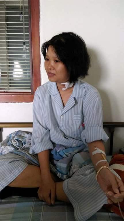 Thêm một người mẹ vĩ đại từ chối điều trị ung thư để con được chào đời - Ảnh 3
