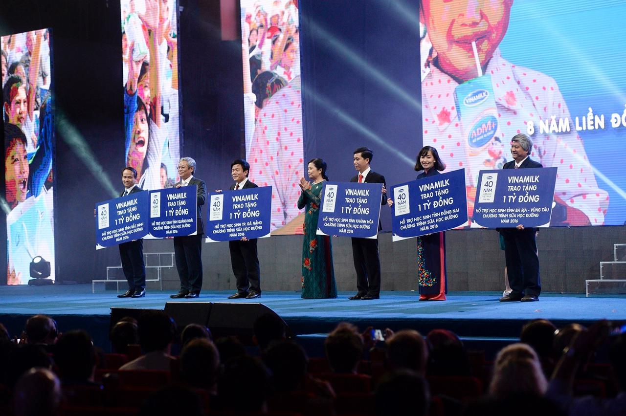 Vinamilk 40 năm nuôi dưỡng ước mơ vươn cao Việt Nam - Ảnh 7