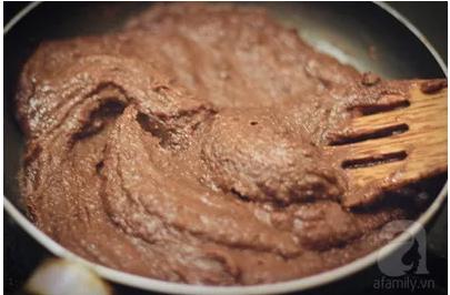 Làm bánh nếp đậu đỏ không dùng màu thực phẩm vừa ngon vừa lành - Ảnh 7