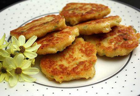 Học làm chả trứng khoai tây đơn giản ngon tuyệt - Ảnh 1