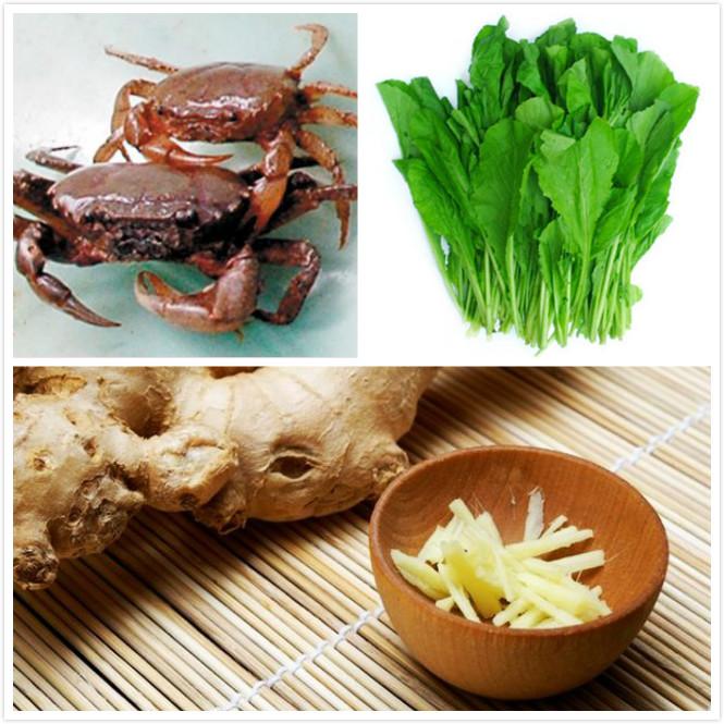 Canh cua đồng nấu rau cải đơn giản mà ngon hết ý - Ảnh 1