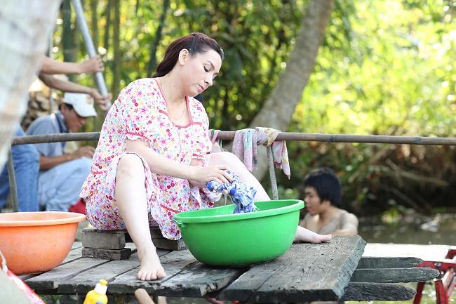 """Phi Nhung dùng thủ đoạn để """"lừa tình"""" thiếu gia nhà giàu trong phim mới - Ảnh 3"""