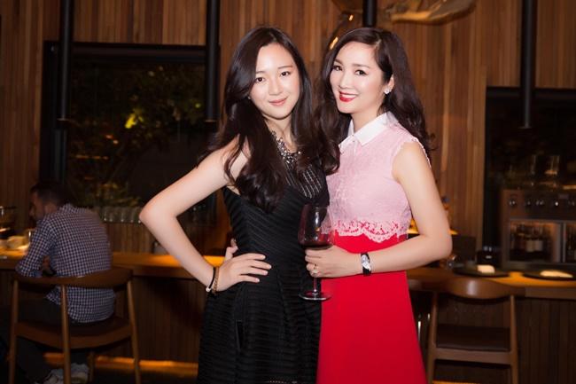 """Nhan sắc khiến """"hoa ghen, liễu hờn"""" của con gái Hoa hậu Giáng My - Ảnh 7"""