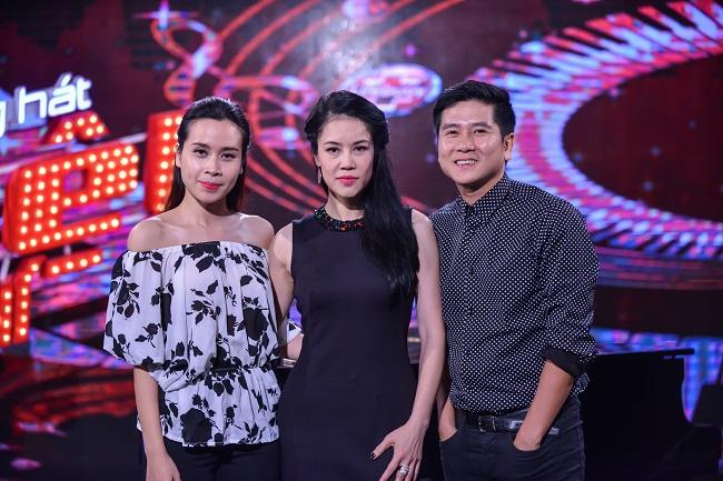 """Lộ diện dàn cố vấn """"khủng"""" của Giọng hát Việt nhí 2015 - Ảnh 3"""
