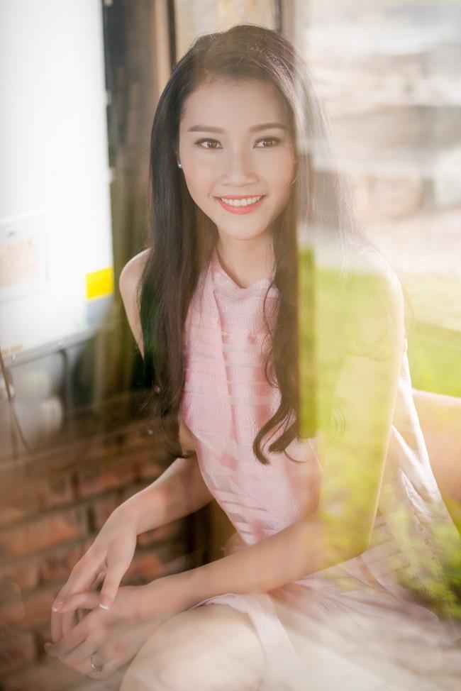 Top 5 Hoa hậu Việt Nam đẹp dịu dàng ngày sang Thu - Ảnh 1
