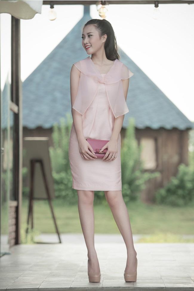 Top 5 Hoa hậu Việt Nam đẹp dịu dàng ngày sang Thu - Ảnh 7