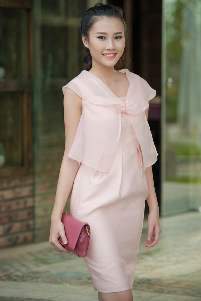 Top 5 Hoa hậu Việt Nam đẹp dịu dàng ngày sang Thu - Ảnh 8