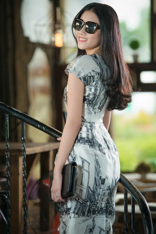 Top 5 Hoa hậu Việt Nam đẹp dịu dàng ngày sang Thu - Ảnh 6