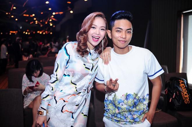 """Phan Hiển: """"Chị Minh Hằng rất có tình cảm với thí sinh"""" - Ảnh 1"""