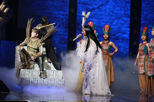 """Chung kết Giọng hát Việt 2015: Khán giả """"bấn loạn"""" vì cô trò Mỹ Tâm - Đức Phúc - Ảnh 12"""