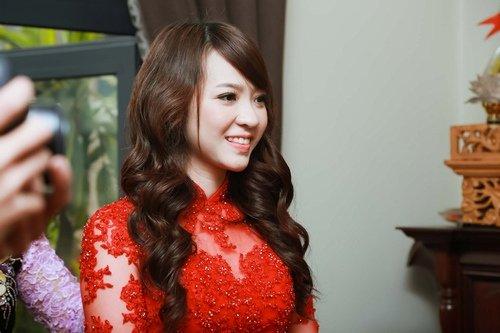 Nam Cường rước dâu ở Hà Nội bằng siêu xe 20 tỷ - Ảnh 14