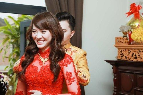Nam Cường rước dâu ở Hà Nội bằng siêu xe 20 tỷ - Ảnh 15