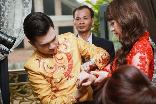 Nam Cường rước dâu ở Hà Nội bằng siêu xe 20 tỷ - Ảnh 16