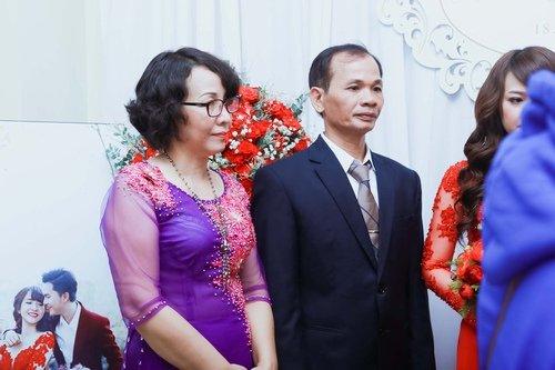 Nam Cường rước dâu ở Hà Nội bằng siêu xe 20 tỷ - Ảnh 22