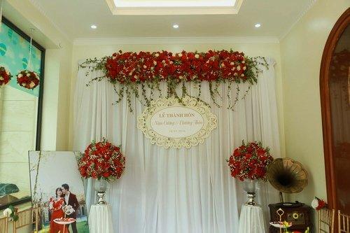 Nam Cường rước dâu ở Hà Nội bằng siêu xe 20 tỷ - Ảnh 23