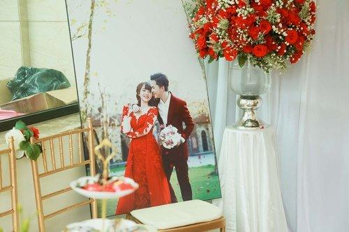 Nam Cường rước dâu ở Hà Nội bằng siêu xe 20 tỷ - Ảnh 24