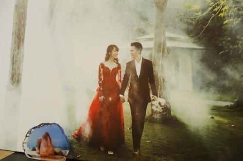 Nam Cường rước dâu ở Hà Nội bằng siêu xe 20 tỷ - Ảnh 25