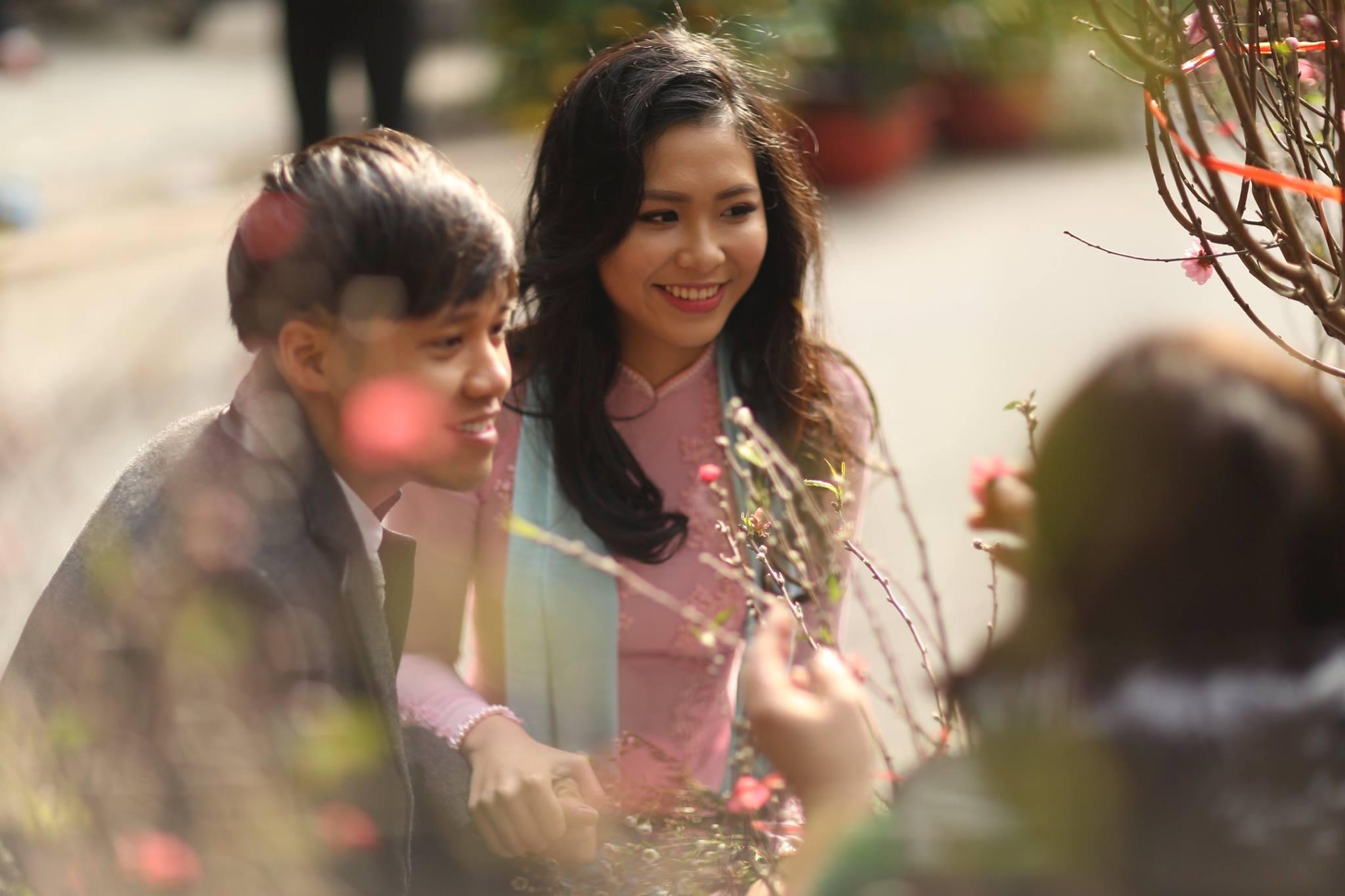 Thêm một thí sinh Hoa hậu hoàn vũ Việt Nam lên xe hoa - Ảnh 1